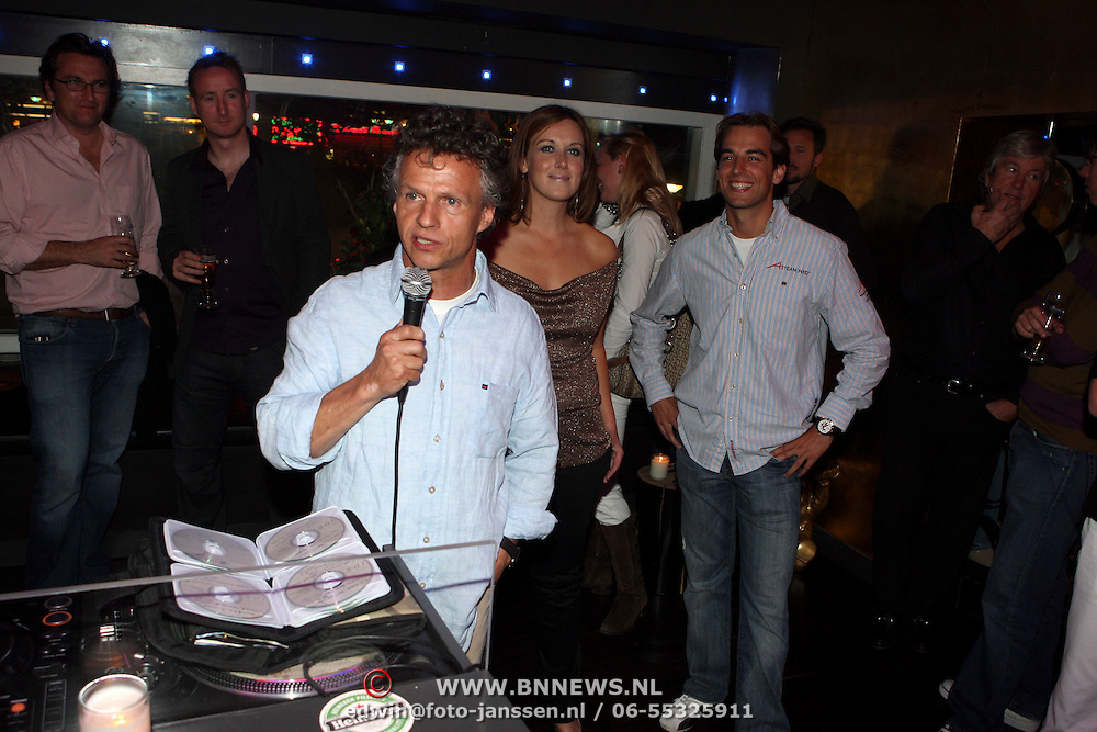 NLD/Amsterdam/20070927 - A1GP pre launch party, Jan Lammers