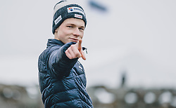 10.03.2020, Lysgards Schanze, Lillehammer, NOR, FIS Weltcup Skisprung, Raw Air, Lillehammer, Herren, im Bild Andreas Schuler (SUI) // Andreas Schuler of Switzerland during men's 2nd Stage of the Raw Air Series of FIS Ski Jumping World Cup at the Lysgards Schanze in Lillehammer, Norway on 2020/03/10. EXPA Pictures © 2020, PhotoCredit: EXPA/ JFK