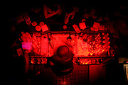 Valentine´s Day Weekend at the Om Monthly at Mezzanine Night Club. San Francisco, California, USA. 2007
