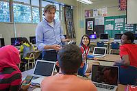 Renaissance software shoot at Madison High School