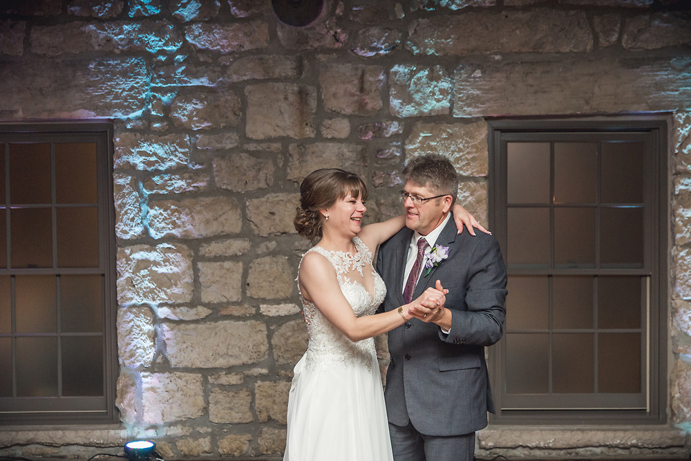 Sherri & Paul's Beautiful Rainy Cambridge Mill Wedding