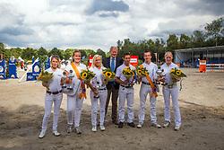 NK jonge fokkers<br /> KWPN Paardendagen - Ermelo 2014<br /> © Dirk Caremans