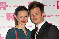 Sophie Ellis Bextor and Jones attend the launch party for Breast Cancer Campaign at Tower 42, London, England, October 1, 2012. Photo by Chris Joseph / i-Images.