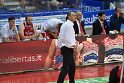DESCRIZIONE : PesaroLega A 2015-16 <br />  Consultinvest Pesaro Giorgio Tesi Group Pistoia<br /> GIOCATORE : Vincenzo Esposito<br /> CATEGORIA : Allenatore Coach<br /> SQUADRA : Giorgio Tesi Group Pistoia<br /> EVENTO : Lega A 2015-16 Consultinvest Pesaro Giorgio Tesi Group Pistoia<br /> GARA : Consultinvest Pesaro Giorgio Tesi Group Pistoia<br /> DATA : 11/10/2015<br /> SPORT : Pallacanestro<br /> AUTORE : Agenzia Ciamillo-Castoria/GiulioCiamillo<br /> Galleria : Lega Basket A 2015-2016<br /> Fotonotizia : <br /> Predefinita :