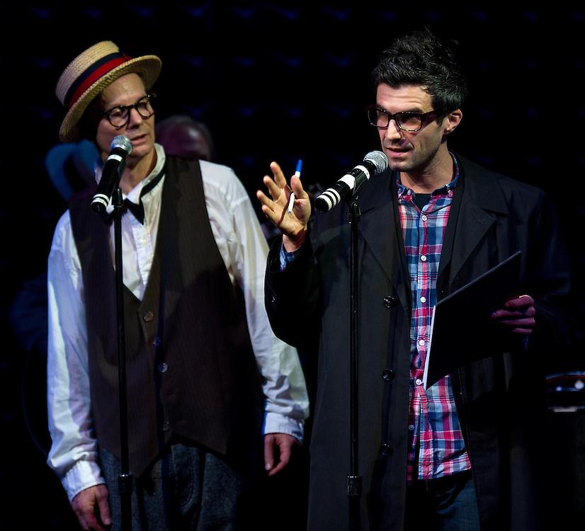 Bill Irwin & Michael Crane (2011)