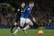 Ross Barkley (Everton) during the Barclays Premier League match between Everton and Newcastle United at Goodison Park, Liverpool, England on 3 February 2016. Photo by Mark P Doherty.
