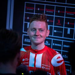 10-12-2019: Wielrennen: Teampresentatie Sunweb: Amsterdam<br />Sam Oomen