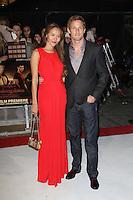 Jenson Button; Jessica Michibata The Twilight Saga: Breaking Dawn Part 1 UK Premiere, Westfield Startford City, London, UK. 16 November 2011. Contact rich@pictured.com +44 07941 079620 (Picture by Richard Goldschmidt)