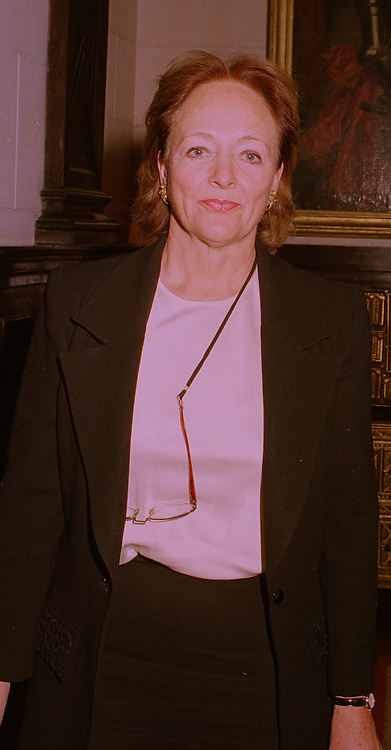 LADY FRETWELL at a reception in London on 12th October 1998.MKS 26