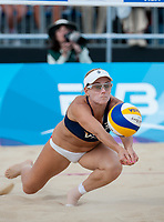 FIVB Beach Volleyball International, Olympic Test Event, Horse Guards Parade London, England