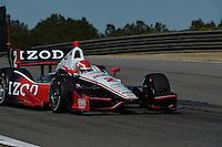 AJ Allmendinger, Honda Indy Grand Prix of Alabama, Barber Motorsports Park, Birmingham, AL USA 04/07/13