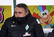 Fussball Bundesliga 2012/13: Greuther Fuerth - Werder Bremen