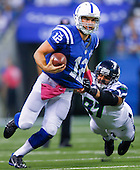 Seattle Seahawks at Indianapolis Colts - Indianapolis, In