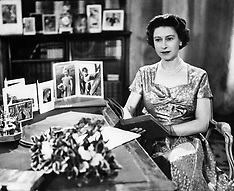 Queen's Christmas broadcast - 24 Dec 2018