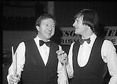Benson & Hedges Irish Masters Snooker Championship 1980