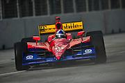 September 1-3, 2011. Dario Franchitti, Indycar Grand Prix of Baltimore around the inner harbor.