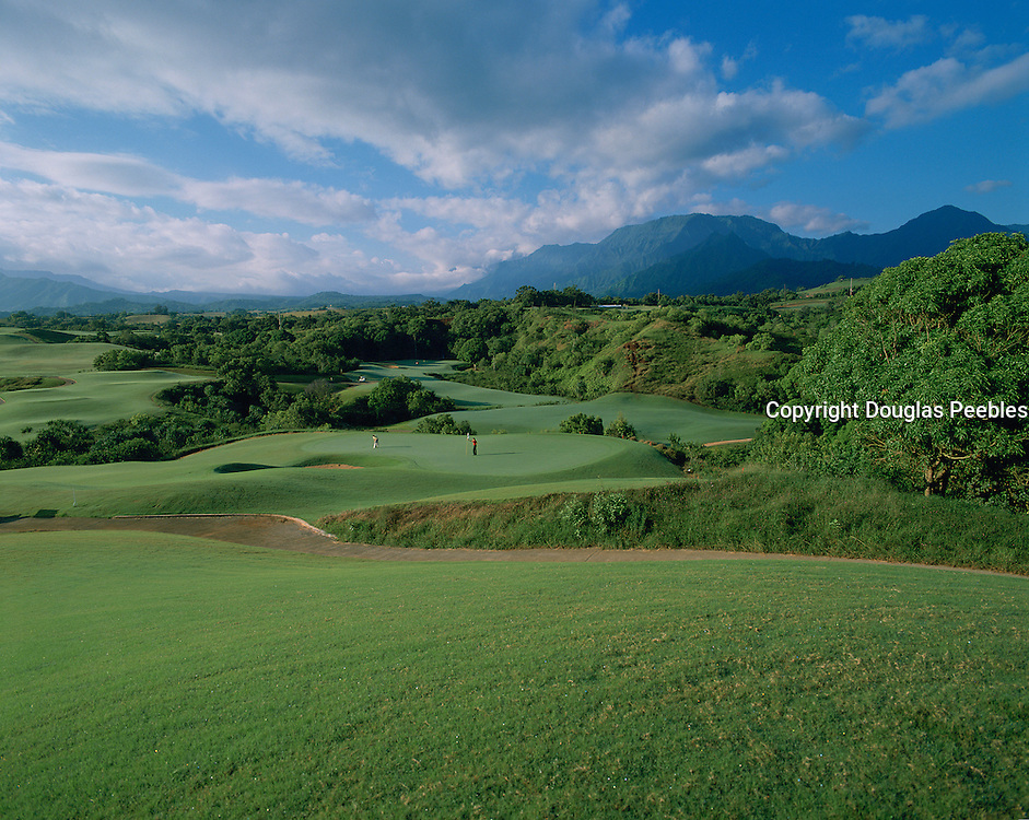 Prince Course, Princeville, Kauai, Hawaii, USA<br />