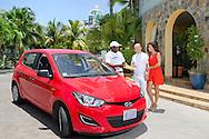 Car rental - Oyster Bay Beach Resort
