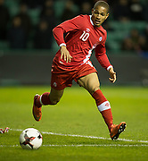 Canada&rsquo;s Simeon Jackson - Scotland v Canada, friendly international at EasterRoad, Edinburgh.Photo: David Young<br /> <br />  - &copy; David Young - www.davidyoungphoto.co.uk - email: davidyoungphoto@gmail.com