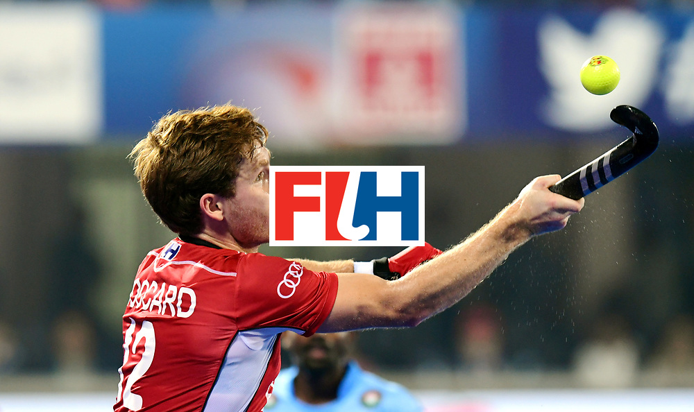 Odisha Men's Hockey World League Final Bhubaneswar 2017<br /> Match id:13<br /> Belgium v India<br /> Foto: Gauthier Boccard (Bel) <br /> COPYRIGHT WORLDSPORTPICS FRANK UIJLENBROEK