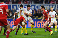 Jamie CUDMORE - 14.12.2014 - Clermont / Munster - European Champions Cup <br /> Photo : Jean Paul Thomas / Icon Sport