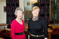 Choir Masters  Pat Lilis, Galway Bay Golf Club, and Noleen Boyle, Galway Bay Golf Club at the launch of  Launch of Choirfactor 2014' which takes place in the Radisson Blu Hotel, Galway on Friday 11th April 2014. Photo:Andrew Downes