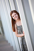 Portraits of Brittany Welch, class of 2016, in Phoenix, Arizona, April 3, 2016. (Nancy Wiechec Photography)