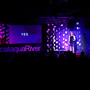 Meredith Bennett speaks at TEDx Piscataqua, May 6, 2015 at 3S Artspace in Portsmouth NH