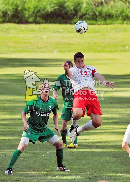 Marshall blanks VMI Men's Soccer 7-0