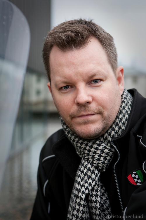 Gunnar Hansson, actor.