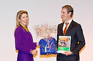 Queen Máxima attends on Thursday, November 20th in Utrecht a portion of the symposium 'from Traditio