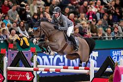 Beerbaum Ludger, GER, Cool Feeling<br /> Leipzig - Partner Pferd 2019<br /> © Hippo Foto - Dirk Caremans