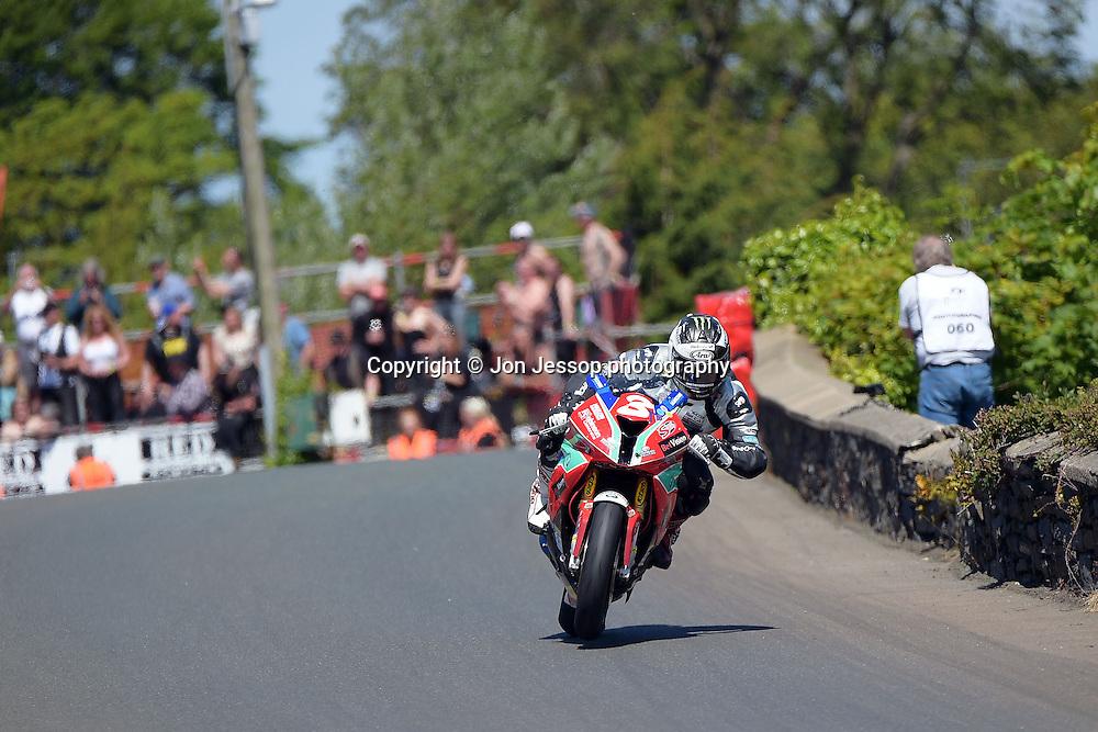#3 Michael Dunlop