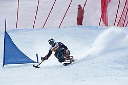 DEVLIN-YOUNG Christopher, USA, Team Event, 2013 IPC Alpine Skiing World Championships, La Molina, Spain