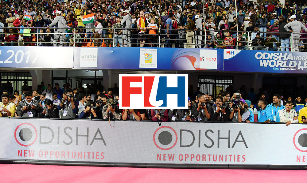 Odisha Men's Hockey World League Final Bhubaneswar 2017<br /> Match id:21<br /> India v Germany<br /> Foto: Press<br /> COPYRIGHT WORLDSPORTPICS FRANK UIJLENBROEK