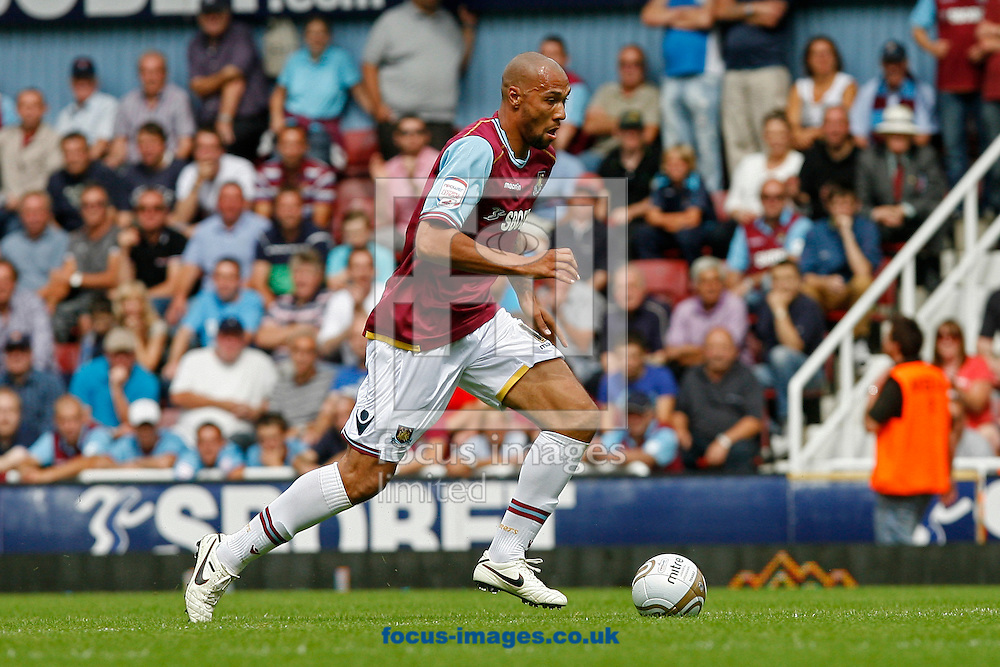 Picture by Daniel Chesterton/Focus Images Ltd. 07966 018899.21/8/11.John Carew of West Ham during the Npower Championship match at Upton Park stadium, London.