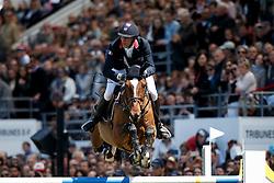 Staut Kevin, (FRA), Elky van het Indihof <br /> Grand Prix Longines - Ville de La Baule<br /> La Baule 2016<br /> © Hippo Foto - Dirk Caremans<br /> 15/05/16