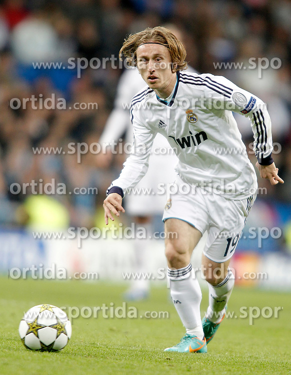 04.12.2012, Estadio Santiago Bernabeu, Madrid, ESP, UEFA CL, AC Mailand vs Ajax Amsterdam, Gruppe D, im Bild. EXPA Pictures © 2012, PhotoCredit: EXPA/ Alterphotos/ Alvaro Hernandez..***** ATTENTION - OUT OF ESP and SUI *****