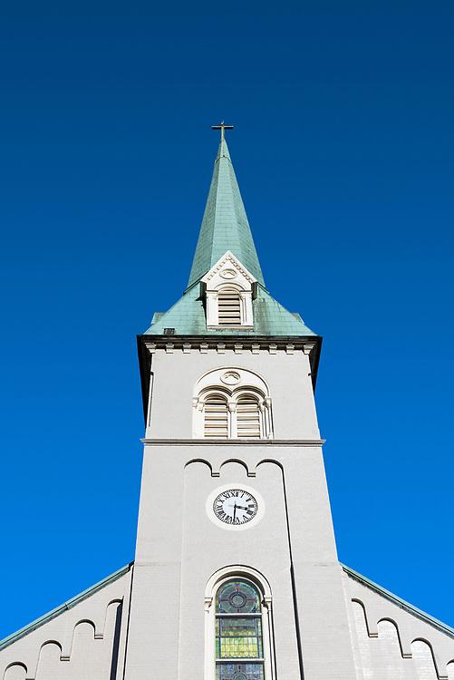 St George's Episcopal Church, Fredericksburg, Virginia, USA