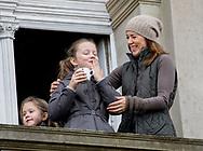 Copenhagen, 05-11-2017<br /> <br /> <br /> Crown Princess Mary attend the Hubertus Jagt with her 4 children<br /> <br /> <br /> PUBLICATION ONLY IN FRANCE<br /> <br /> Royalportraits Europe/Bernard Ruebsamen