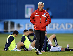 09.06.2010, .Centurion, Johannesburg, RSA, FIFA WM 2010, Italien Training im Bild Marcello Lippi, EXPA Pictures © 2010, PhotoCredit: EXPA/ InsideFoto/ G. Perottino / SPORTIDA PHOTO AGENCY