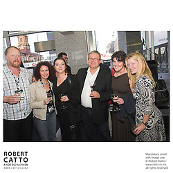Vincent Burke;Kath Domett at the Spada Conference 06 at the Hyatt Regency Hotel, Auckland, New Zealand.<br />