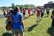 20160618, Saturday, June 18, 2016, North Easton, MA, USA; A multitude of the My Brother's Keeper extended family gathered together in North Easton on the campus of Stonehill College and walked part of the NRT's Sheep Pasture for their seventh annual three mile Family Walk to build community and celebrate their mission on a beautiful Saturday afternoon. <br /> At the finish of the fundraising walk live music, food and amusements welcomed the entire ever-expanding My Brother's Keeper family.<br /> <br /> ( lightchaser photography © 2016 )