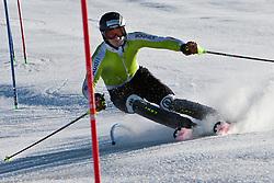 04.11.2011, Moelltaler Gletscher, Flattach, AUT, DSV Medientag, im Bild Felix Neureuther in Action Slalom // During media day of German Ski Federation DSV at Moelltaler glacier in Flattach, Carinthia, Austria on 4/10/2011. EXPA Pictures © 2011, PhotoCredit: EXPA/ J. Groder