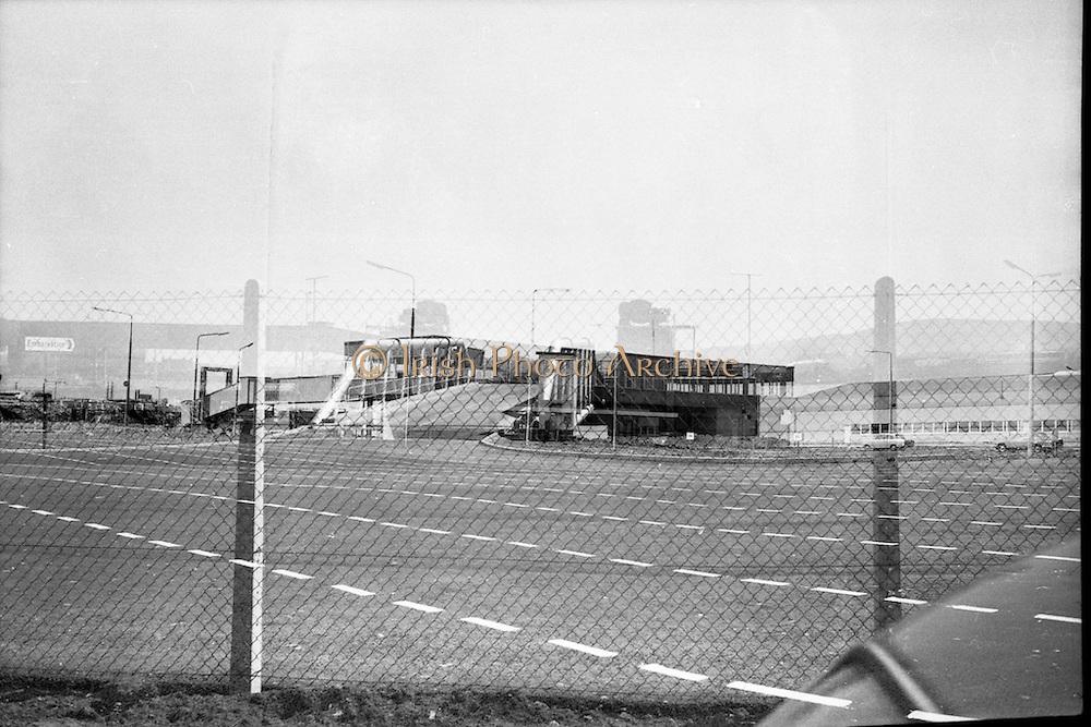 Views of Dublin Car Ferry<br /> 10/06/1968