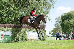 Hefferman Andrew, (NED), Boleybawn Ace<br /> Cross Country<br /> Mitsubishi Motors Badminton Horse Trials - Badminton 2015<br /> © Hippo Foto - Jon Stroud<br /> 09/05/15