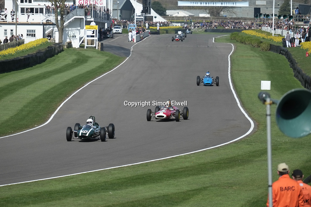 Goodwood Motor Racing - Annual Members' Meetings