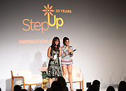 BEVERLY HILLS, CA - JUNE 01:  Channing Dungey and Regina Hall attend Step Up's 14th Annual Inspiration Awards at the Beverly Wilshire Four Seasons Hotel on June 1, 2018 in Beverly Hills, California.
