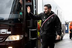 Bristol City Manager Lee Johnson arrives before the match - Mandatory by-line: Daniel Chesterton/JMP - 15/02/2020 - FOOTBALL - Elland Road - Leeds, England - Leeds United v Bristol City - Sky Bet Championship