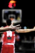 mani<br /> Segafredo Virtus Bologna - Grissin Bon Reggio Emilia<br /> Legabasket Serie A 2018/2019 <br /> Bologna, 25/12/2018<br /> Foto M.Ceretti / Ciamillo-Castoria